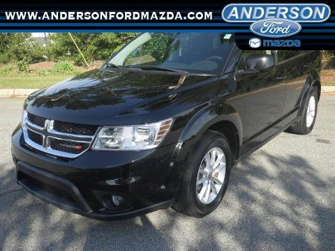 2014 Dodge Journey SXT SUV