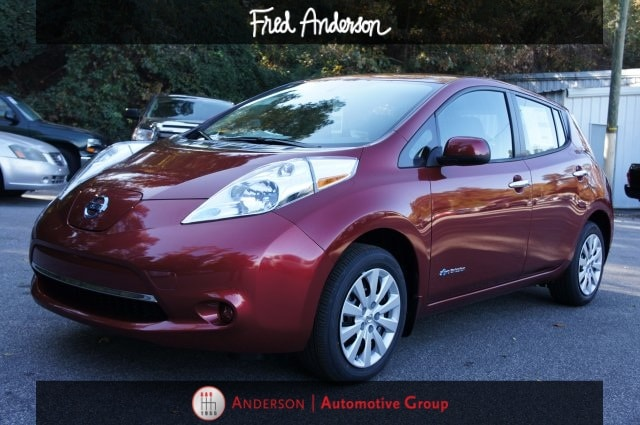 New 2015 Nissan Leaf, $22890