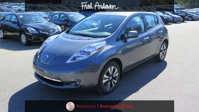 New 2015 Nissan Leaf, $29732