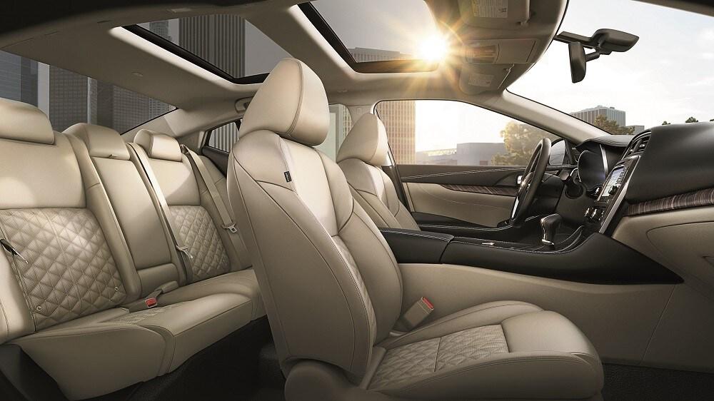 2018 Nissan Maxima Interior Avon In Andy Mohr Avon Nissan