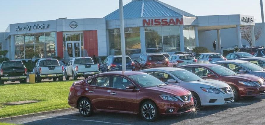 Nissan Dealer Near Me | Andy Mohr Nissan