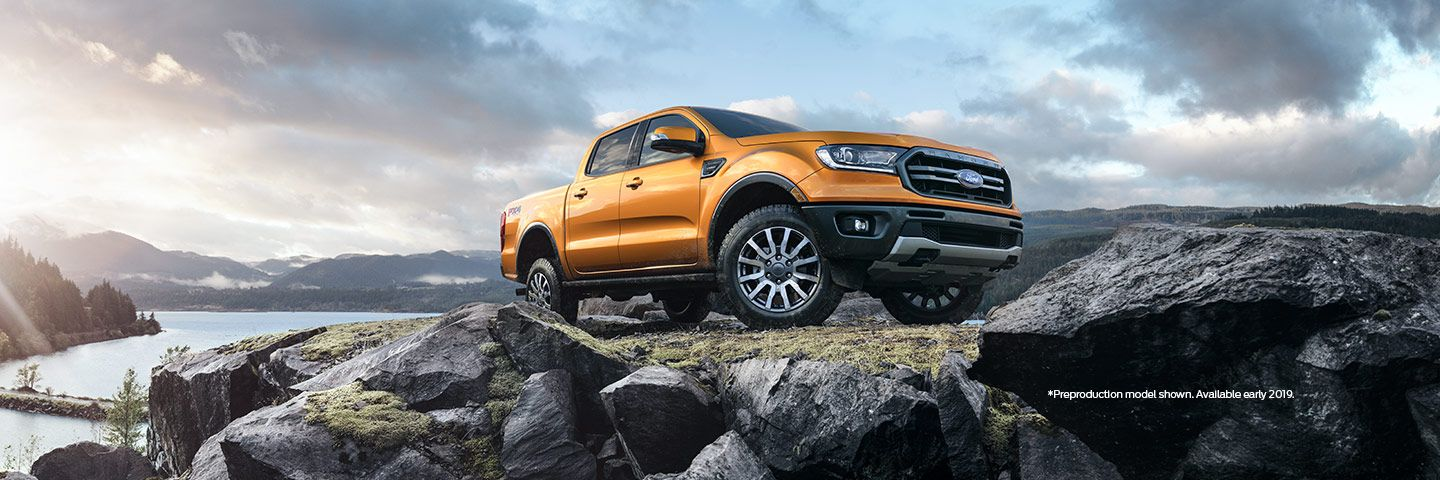 The All-New 2019 Ford Ranger is coming to Antelope Valley Ford