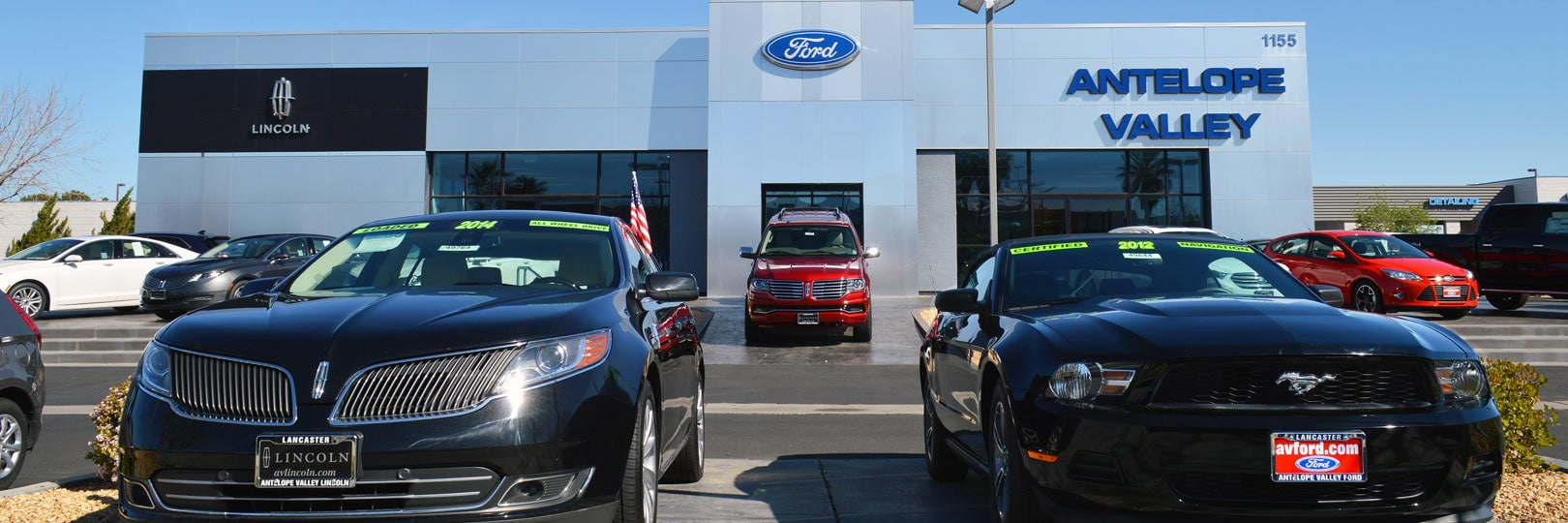 Welcome to Antelope Valley Ford