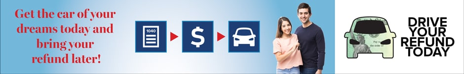 At Antelope Valley Lincoln in Lancaster you can Drive your tax Refund Today!