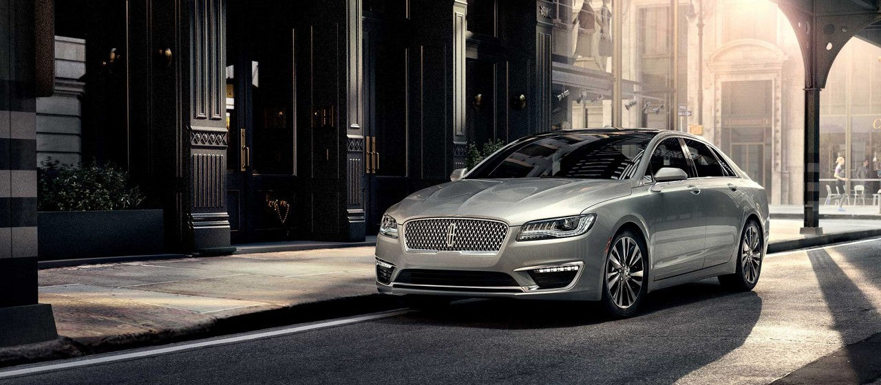 The Lincoln MKZ at Antelope Valley Lincoln moves you in more ways than one.