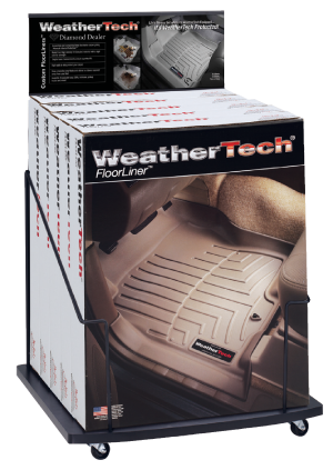 WeatherTech protective products are designed to fit perfectly in your Lincoln from Antelope Valley Lincoln in Lancaster, CA!