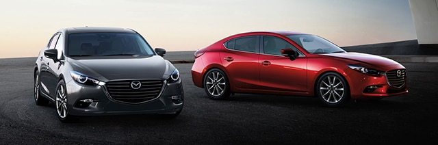 The Mazda3 at Antelope Valley Ford gets excellent gas mileage for commuters