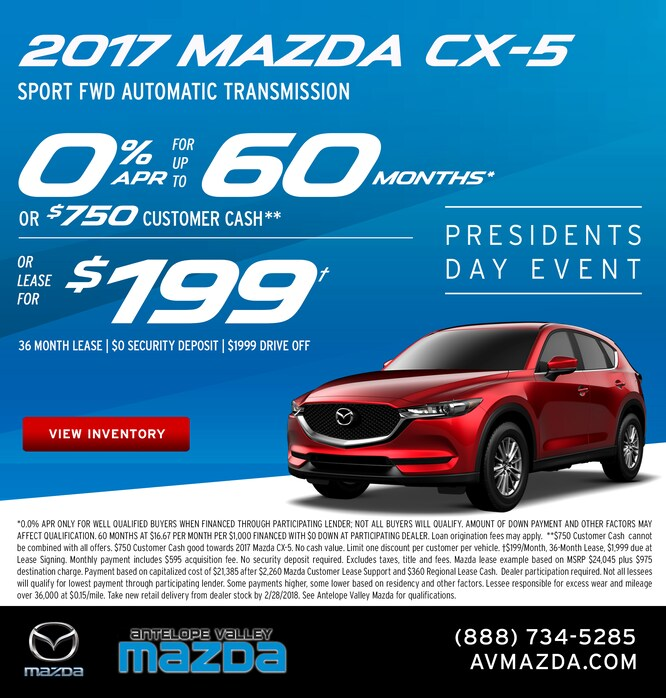 New Mazda Specials AV Mazda Los Angeles Dealership - Mazda cx 5 lease specials