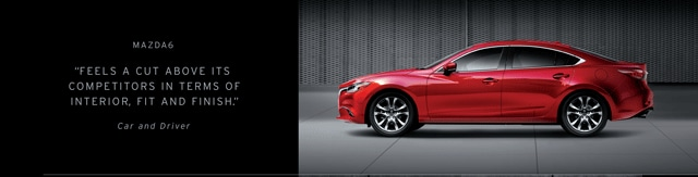 Drivers Choice: The Mazda6 at Antelope Valley Mazda