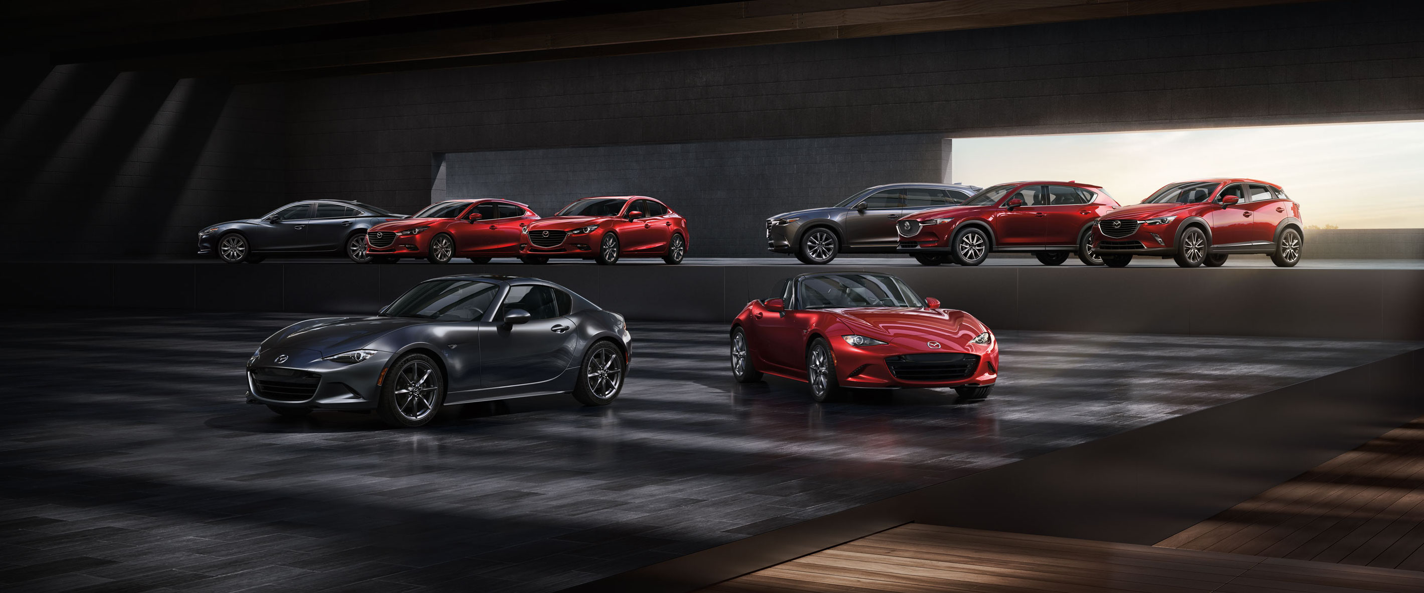 Holiday Special Offer No Payments for 90 Days at Antelope Valley Mazda
