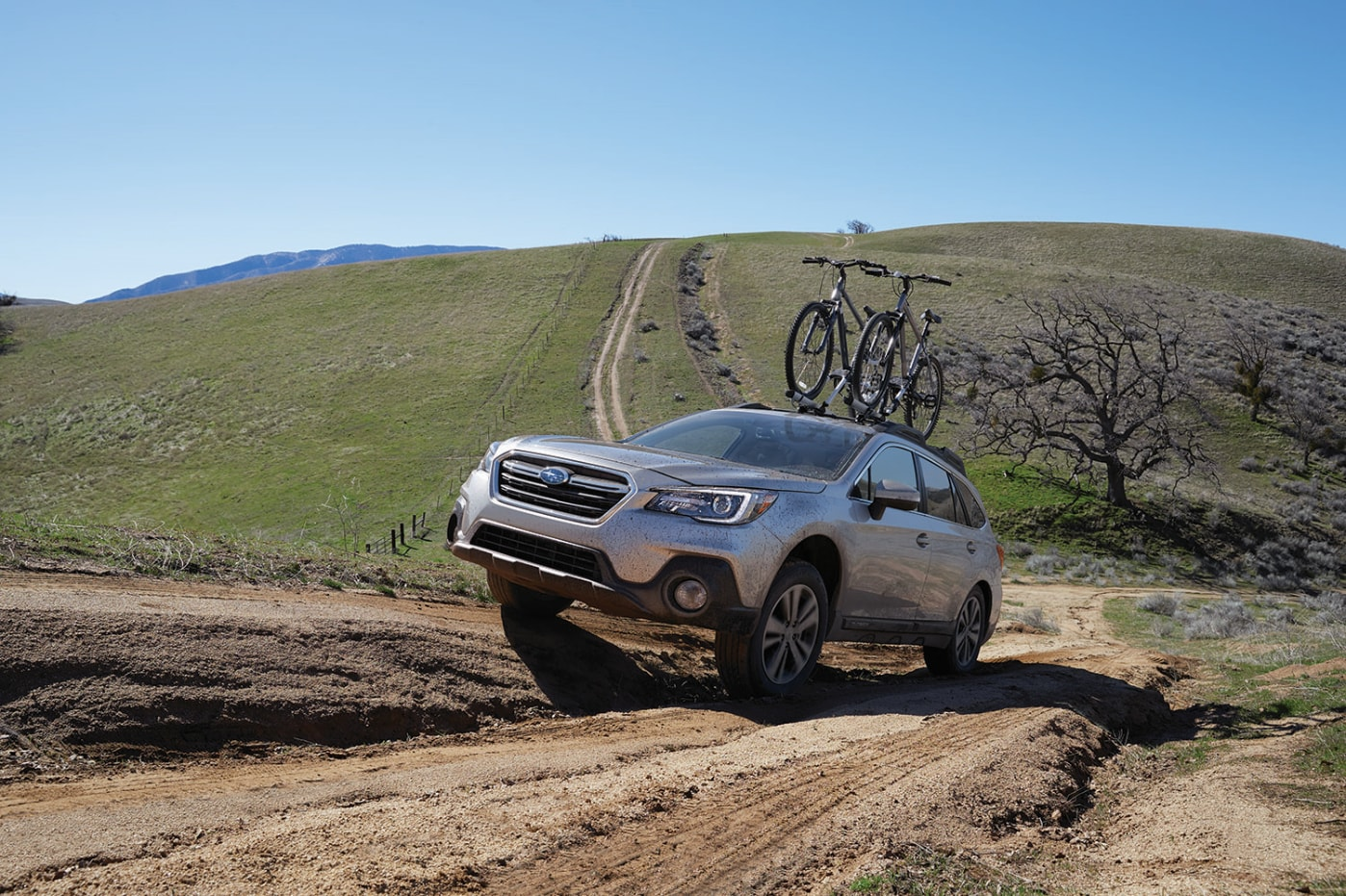 2018 Subaru Outback Off-Road Performance