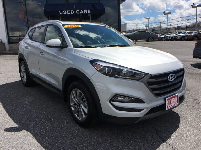 2016 Hyundai Tucson SUV for sale in Baltimore, MD at Antwerpen Chrysler Jeep