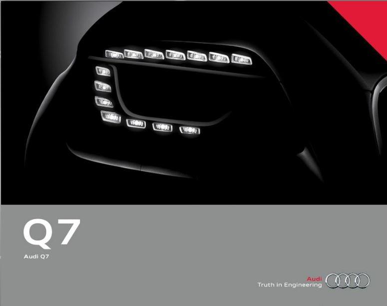 Audi Brochures