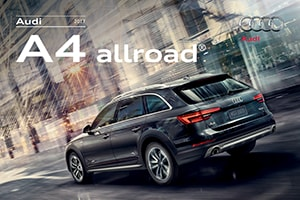New Audi Allroad Brochure