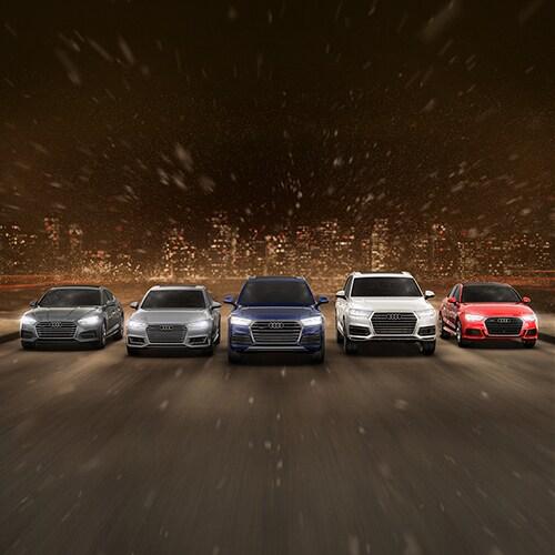 Audi Dealer Near Fayetteville NY