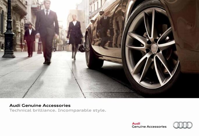Audi accessories