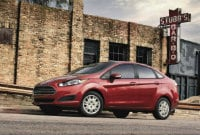 2017 Ford Fiesta in Columbia