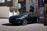 2017 Ford Fusion near Clarksville