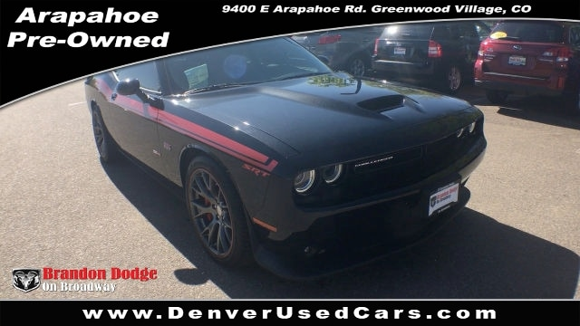 2015 Dodge Challenger SRT 392 Coupe