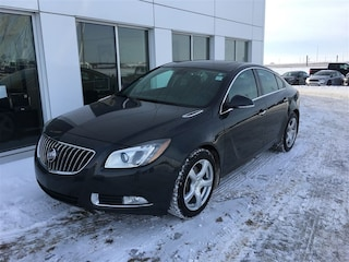 2013 Buick Regal Turbo Sedan