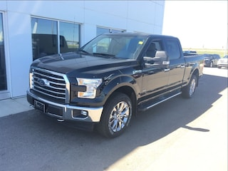 New 2017 Ford F-150 Crew Cab Truck in Nisku