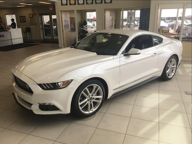 New 2017 Ford Mustang Coupe In Nisku and Edmonton Area