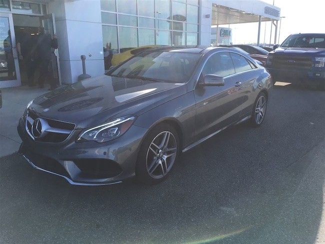 Used 2016 Mercedes-Benz E-Class 400 Coupe  in Nisku