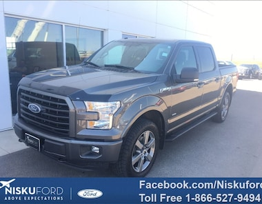 2016 Ford F-150 XLT FORD FACTORY FINANCING FROM 3.99% APR !! Truck