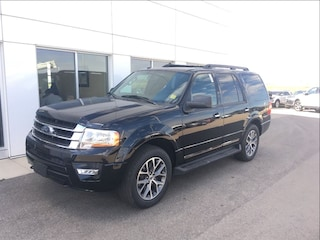 New 2017 Ford Expedition XLT SUV in Nisku