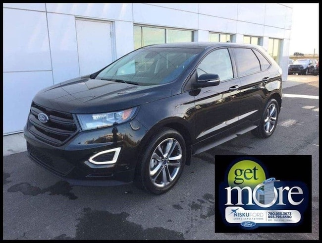 Used 2015 Ford Edge Sport 2.7 Ecoboost $271.19 b/weekly. SUV  in Nisku