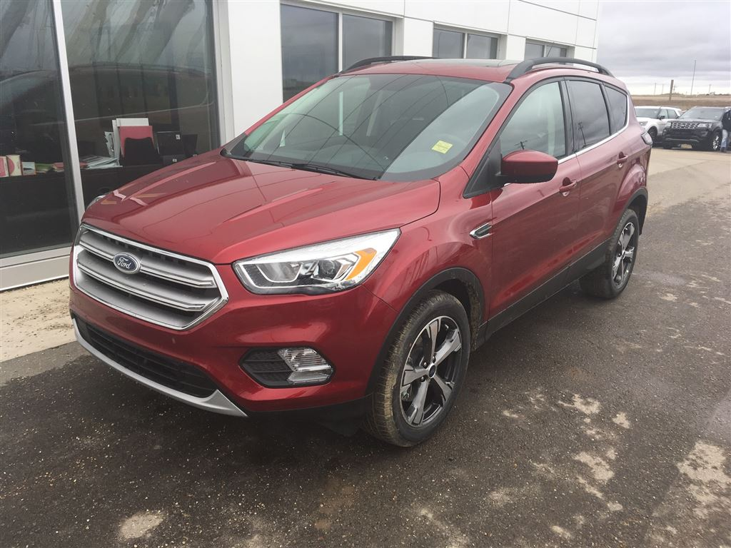 New 2017 Ford Escape SE SUV In Nisku and Edmonton Area
