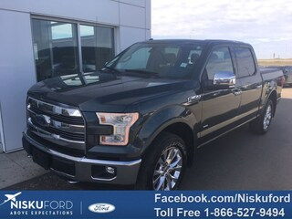 2015 Ford F-150 Lariat LOADED! $339.26 b/weekly. Truck