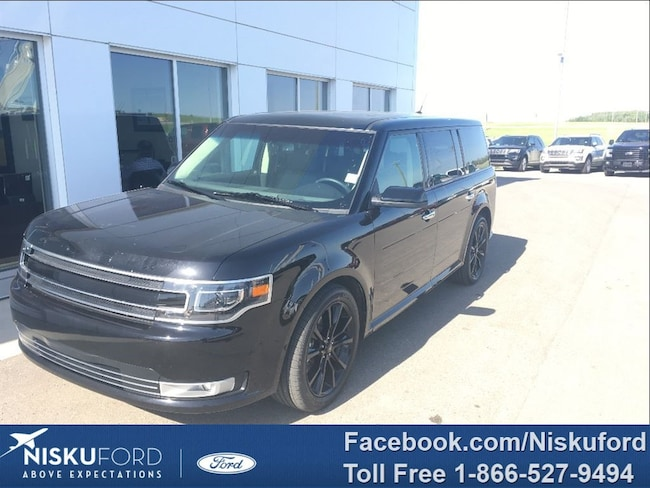 Used 2016 Ford Flex Limited MUST SEE! ! SUV  in Nisku