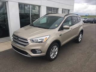 New 2017 Ford Escape SE SUV in Nisku