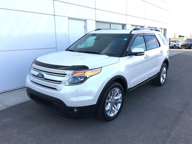 Used 2015 Ford Explorer Limited SUV  in Nisku