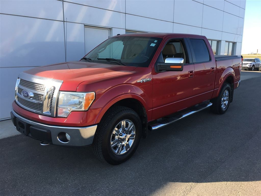 Used 2009 Ford F-150 Lariat Truck  in Nisku