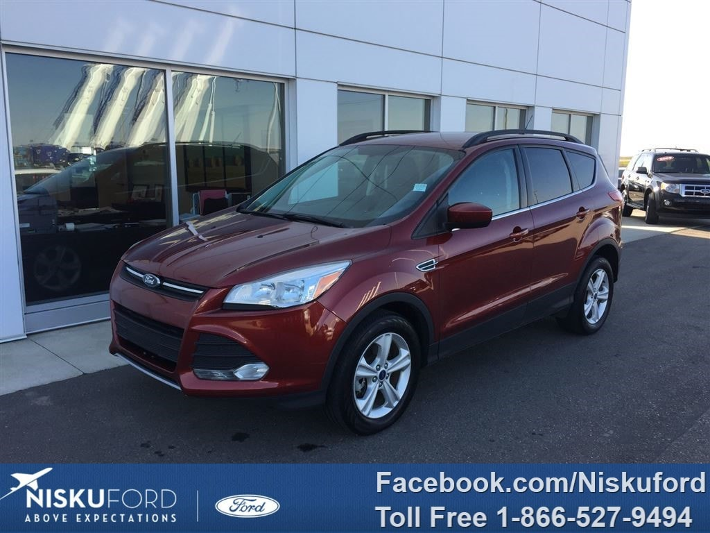 Used 2014 Ford Escape SE Local One Owner Fully Equipped!! $167.68 b/week SUV  in Nisku