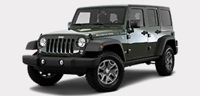 New Jeep Wrangler Unlimited Asheboro NC