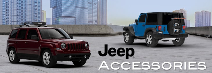 Jeep Accessories Asheboro NC