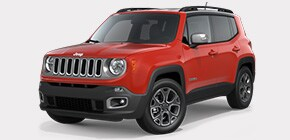 New Jeep Renegade Asheboro NC