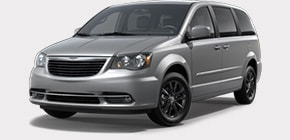 New Chrysler Town & Country Asheboro NC