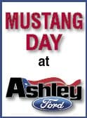 Mustang Day at Ashley Ford, MA