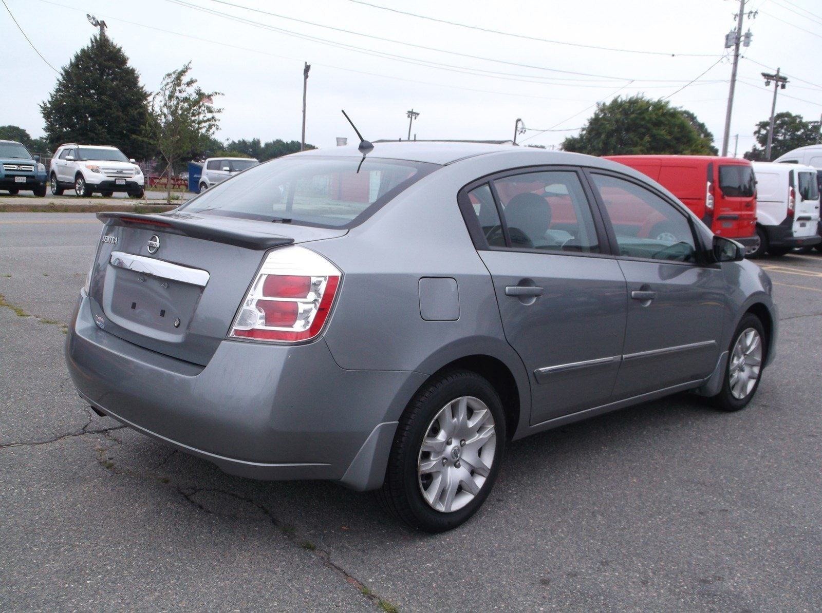 Used 2011 Nissan Sentra 2 0 Engine Problems And