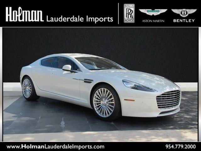 2016 Aston Martin Rapide S Base Sedan