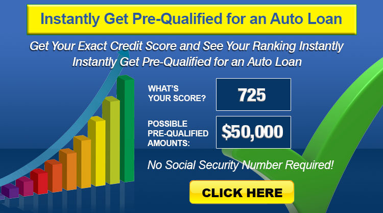Get Pre-Qualified for an auto loan instantly near Ennis TX