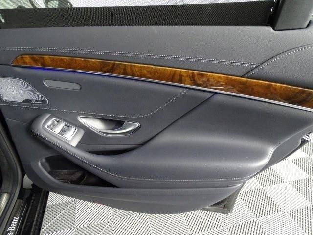 2015 MERCEDES S 550 LONG WHEELBASE S-CLASS