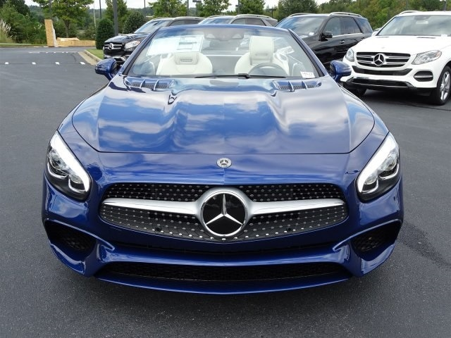 2019 Mercedes SL 550 The car youve always wanted This vehicle wont be on the lot long Injectin