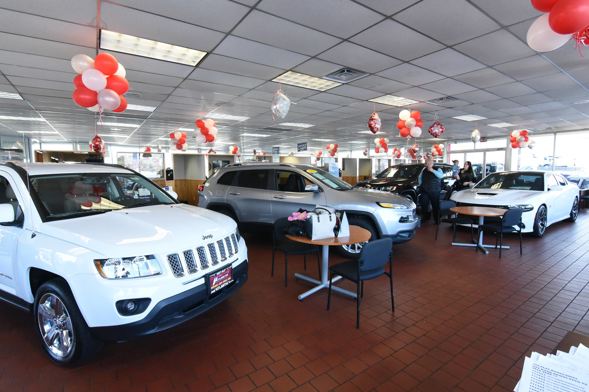 Atlantic chrysler dodge jeep ram - Along