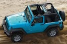 new features in the 2017 Jeep Wrangler available near Atlantic City