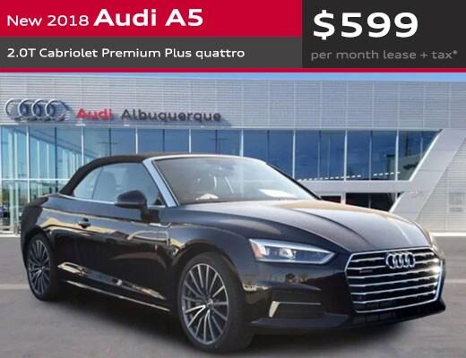 New Audi Specials In Albuquerque Luxury Car Deals - Audi albuquerque
